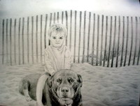 sample pencil sketch, pencil drawing - 93