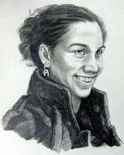 sample pencil sketch, pencil drawing - 91