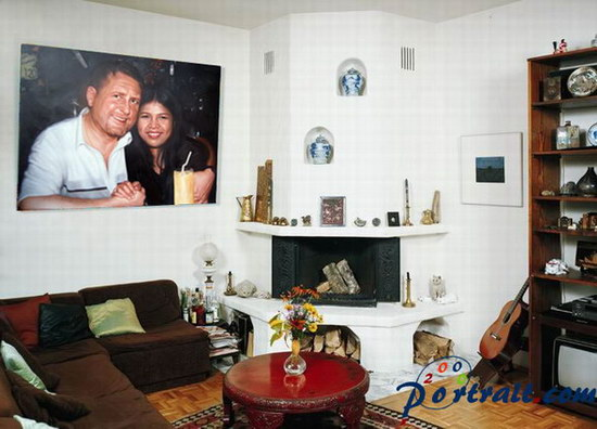 Showroom of portrait painting from photo - photo 9