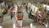 oil painting studio, oil painting supplier, oil painting factory 3